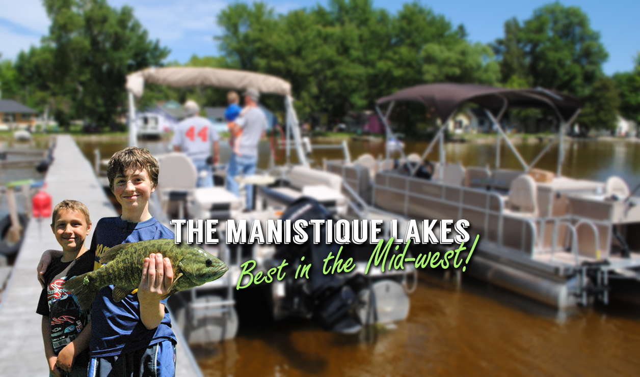 Welcome to Curtis Michigan and the Manistique Lakes Area Year-Ro