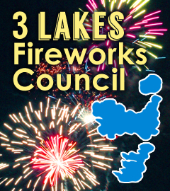 Three Lakes Fireworks Council
